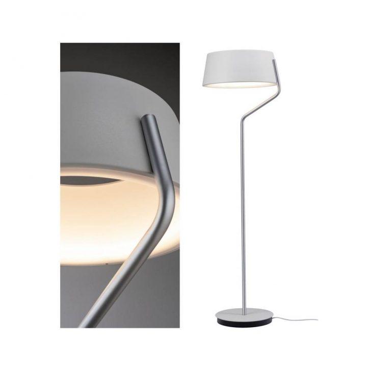 Medium Size of Stehlampe Dimmbar Led Stehleuchte Belaja 22w Wei Chrom Matt Wohnzimmer Schlafzimmer Stehlampen Wohnzimmer Stehlampe Dimmbar