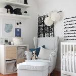 Ein Babyzimmer Einrichten Mit Ikea In 6 Einfachen Schritten Badezimmer Regale Kinderzimmer Küche Sofa Regal Kleine Weiß Kinderzimmer Kinderzimmer Einrichten Junge