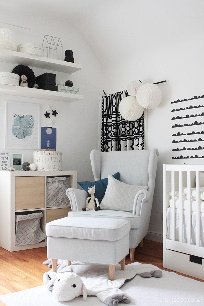Full Size of Ein Babyzimmer Einrichten Mit Ikea In 6 Einfachen Schritten Badezimmer Regale Kinderzimmer Küche Sofa Regal Kleine Weiß Kinderzimmer Kinderzimmer Einrichten Junge