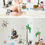 Piraten Kinderzimmer Kinderzimmer Sofa Kinderzimmer Regal Regale Weiß