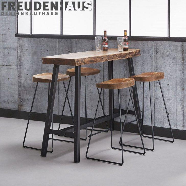 Medium Size of Schicker Kchenbartisch Fr 4 Personen Der Esstisch Wood Ist Mit Wohnzimmer Küchenbartisch