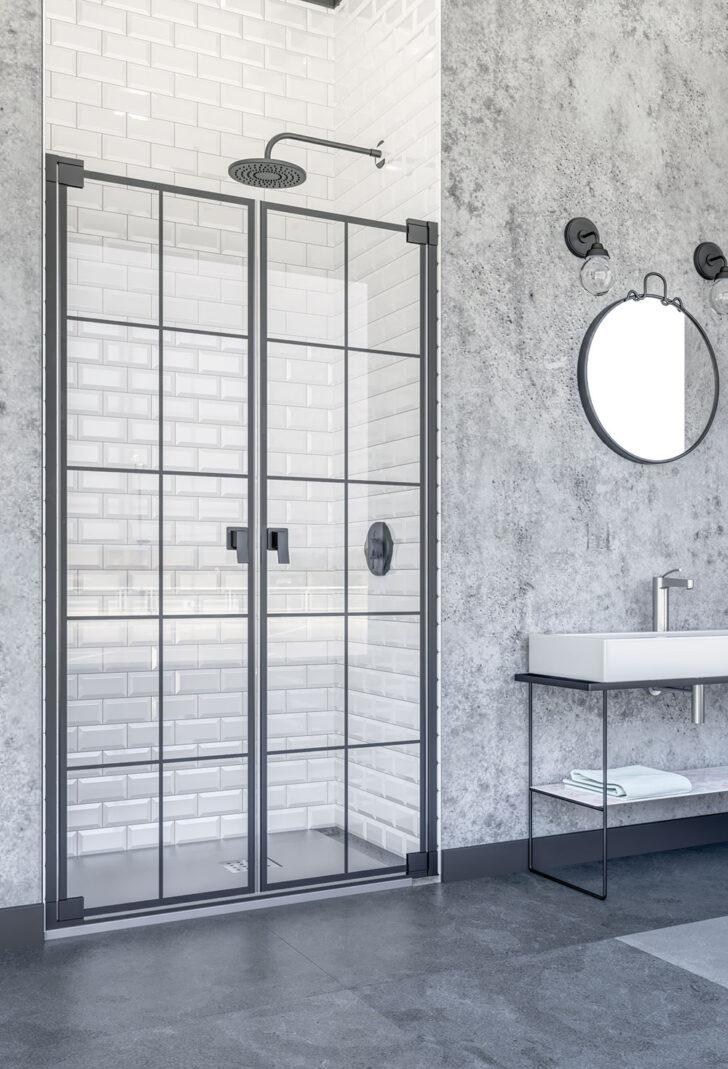 Medium Size of Pendeltür Dusche Doccia Doha Pendeltr In Nische Industrial Design Unterputz Badewanne Anal Glasabtrennung Glastür Begehbare Kaufen Hüppe Duschen Küche Dusche Pendeltür Dusche
