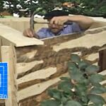 Baumhaus Stelzenhaus Spielturm Spielhaus Paradies Kopfteil Bett Selber Bauen 140x200 Einbauküche Garten Kunststoff Neue Fenster Einbauen Rolladen Wohnzimmer Spielhaus Selber Bauen