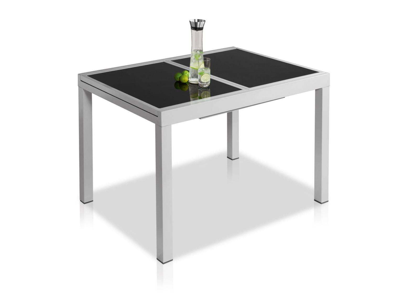 Lidl Gartentisch Holz Alu Florabest Aluminium Tisch Ausziehbar