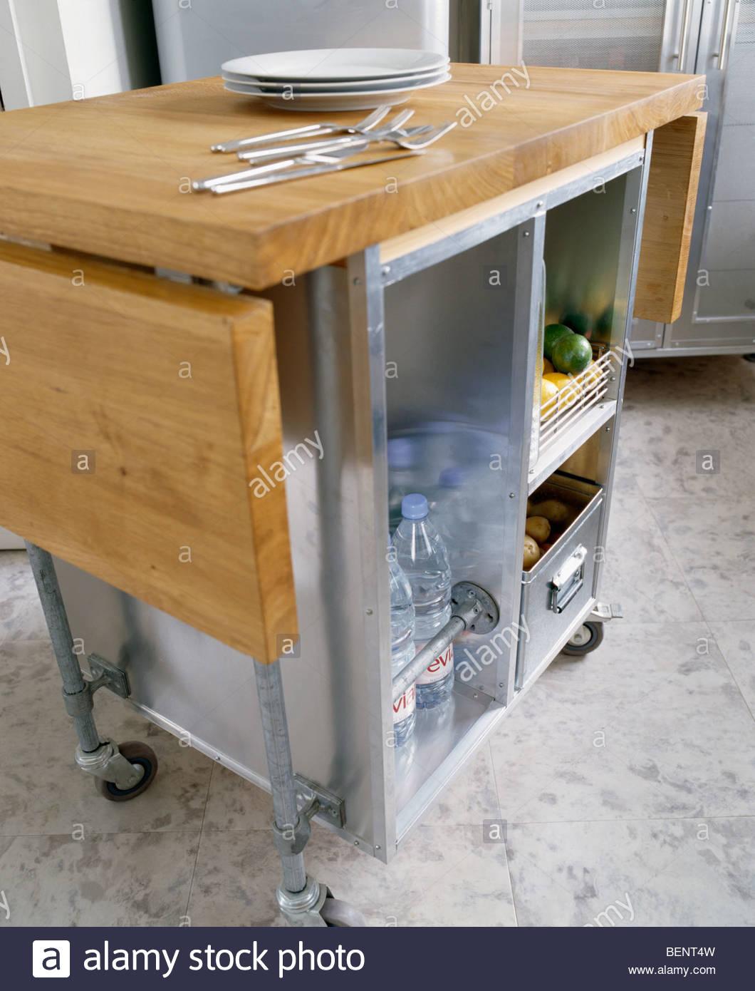 Full Size of Kücheninsel Bewegliche Kcheninsel Stockfotos Bilder Wohnzimmer Kücheninsel