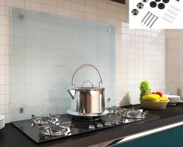 Spritzschutz Küche Wohnzimmer 90x40cm Kchenrckwand Aus Milchglas Spritzschutz Real Bodenbeläge Küche Pendelleuchte Finanzieren Pendeltür Beistelltisch Regal Landhausstil Eiche Hell
