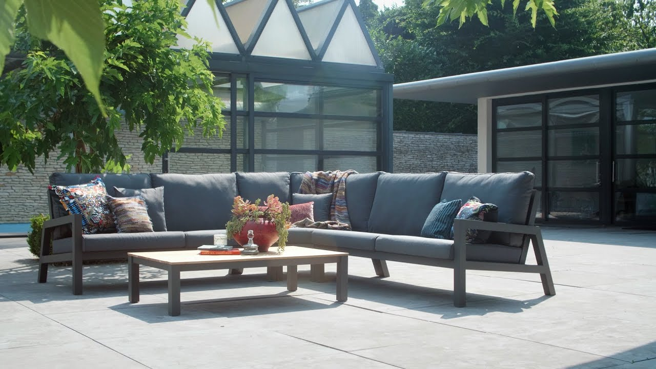 Full Size of Suns Lago Loungeecke Garten Und Freizeit Youtube Loungemöbel Sichtschutz Für Skulpturen Gerätehaus Lounge Sessel Lärmschutzwand Beistelltisch Schaukelstuhl Wohnzimmer Loungeecke Garten