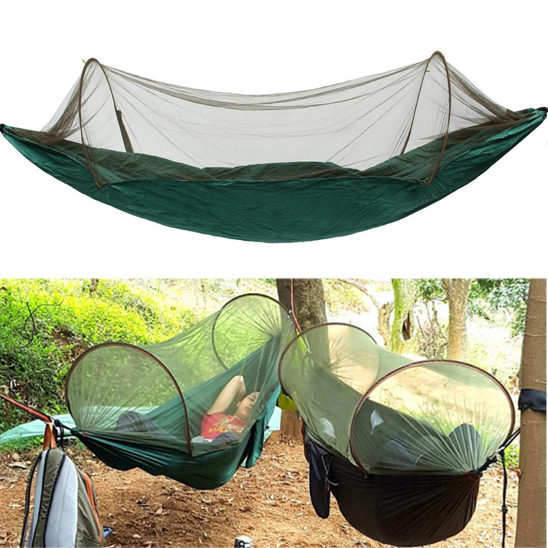 Large Size of 250x120cm Portable Outdoor Camping Hngematte Schlaf Swing Bett Vintage Selber Zusammenstellen 180x200 Günstig Betten Bei Ikea Ohne Kopfteil 100x200 Weißes Wohnzimmer Outdoor Bett