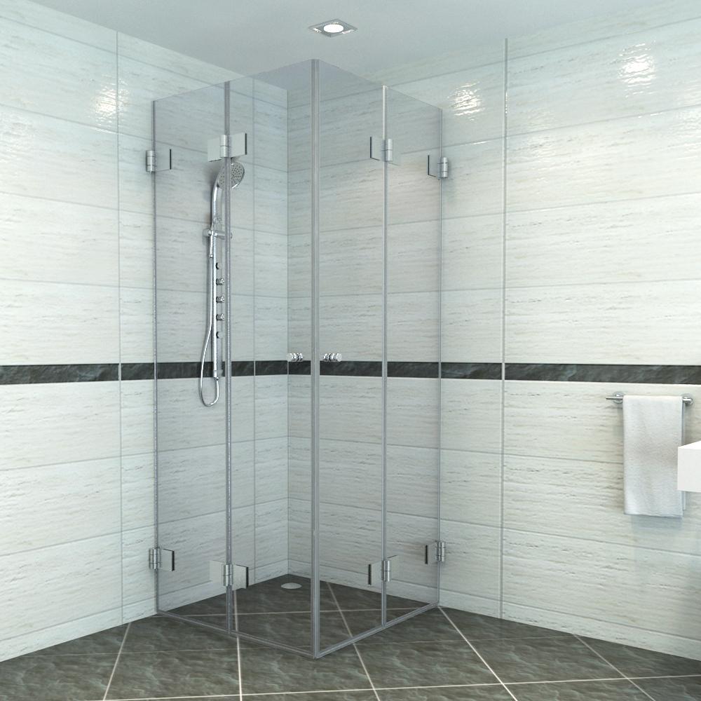 Full Size of Glastür Dusche Fliesen Für Barrierefreie Anal Moderne Duschen Koralle Einhebelmischer Hüppe Badewanne Mit Tür Und Wand Kaufen Ebenerdig Bodengleich Dusche Glastür Dusche