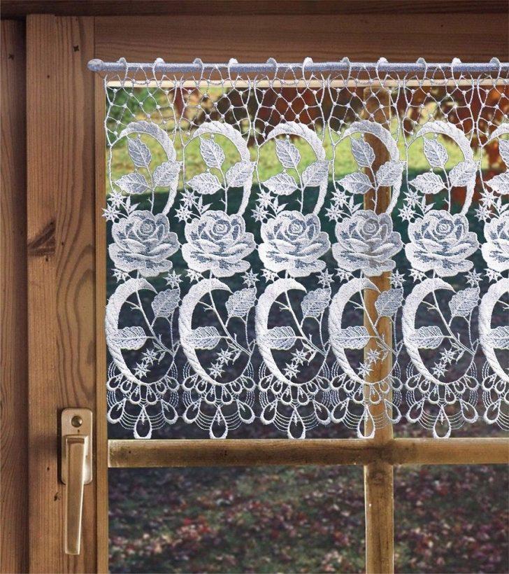 Medium Size of Scheibengardine Modern Gardinen Welt Online Shop Spitzengardine Rosen Esstisch Moderne Landhausküche Küche Holz Weiss Wohnzimmer Bilder Scheibengardinen Wohnzimmer Scheibengardine Modern