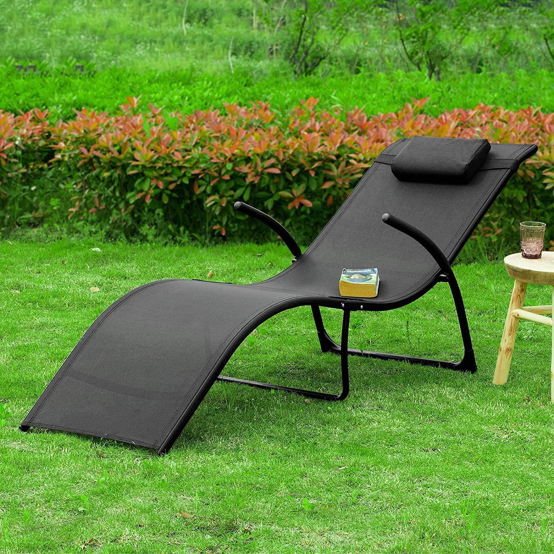 Full Size of Zubehr Zu Sobuy Ogs45 Sch Sonnenliege Klappbar Gartenliege Bett Ausklappbar Ausklappbares Wohnzimmer Gartenliege Klappbar