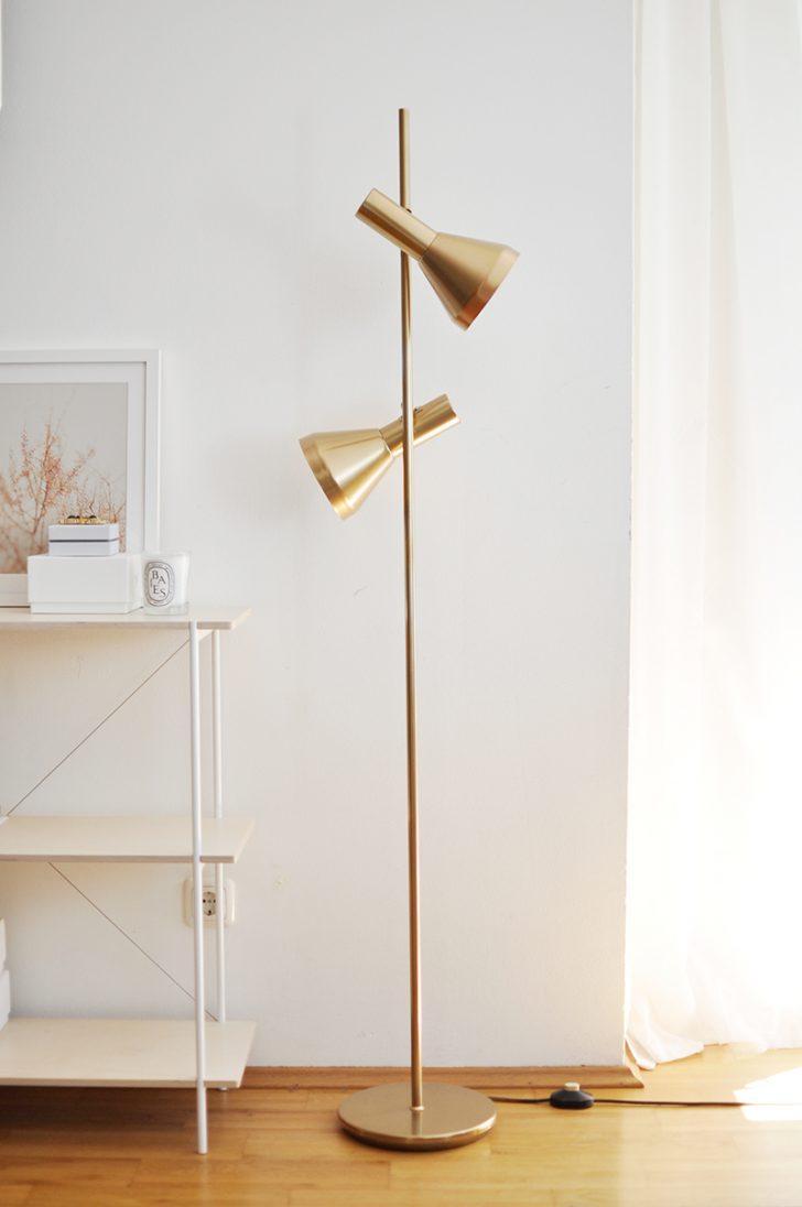 Medium Size of Diy Goldene Stehlampe Amazed Modulküche Ikea Stehlampen Wohnzimmer Küche Kaufen Betten 160x200 Bei Kosten Miniküche Sofa Mit Schlaffunktion Wohnzimmer Ikea Stehlampen