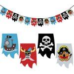 Piraten Kinderzimmer Kinderzimmer Piraten Girlande Banner Fr Jungs Kinderzimmer Deko Kinder Regale Regal Sofa Weiß