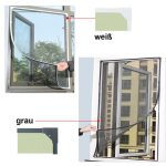 Fliegengitter Magnet Wohnzimmer Magnet Kunststoff Rahmen Fliegengitter Insektenschutz Mf02 110130 Fenster Maßanfertigung Für Magnettafel Küche
