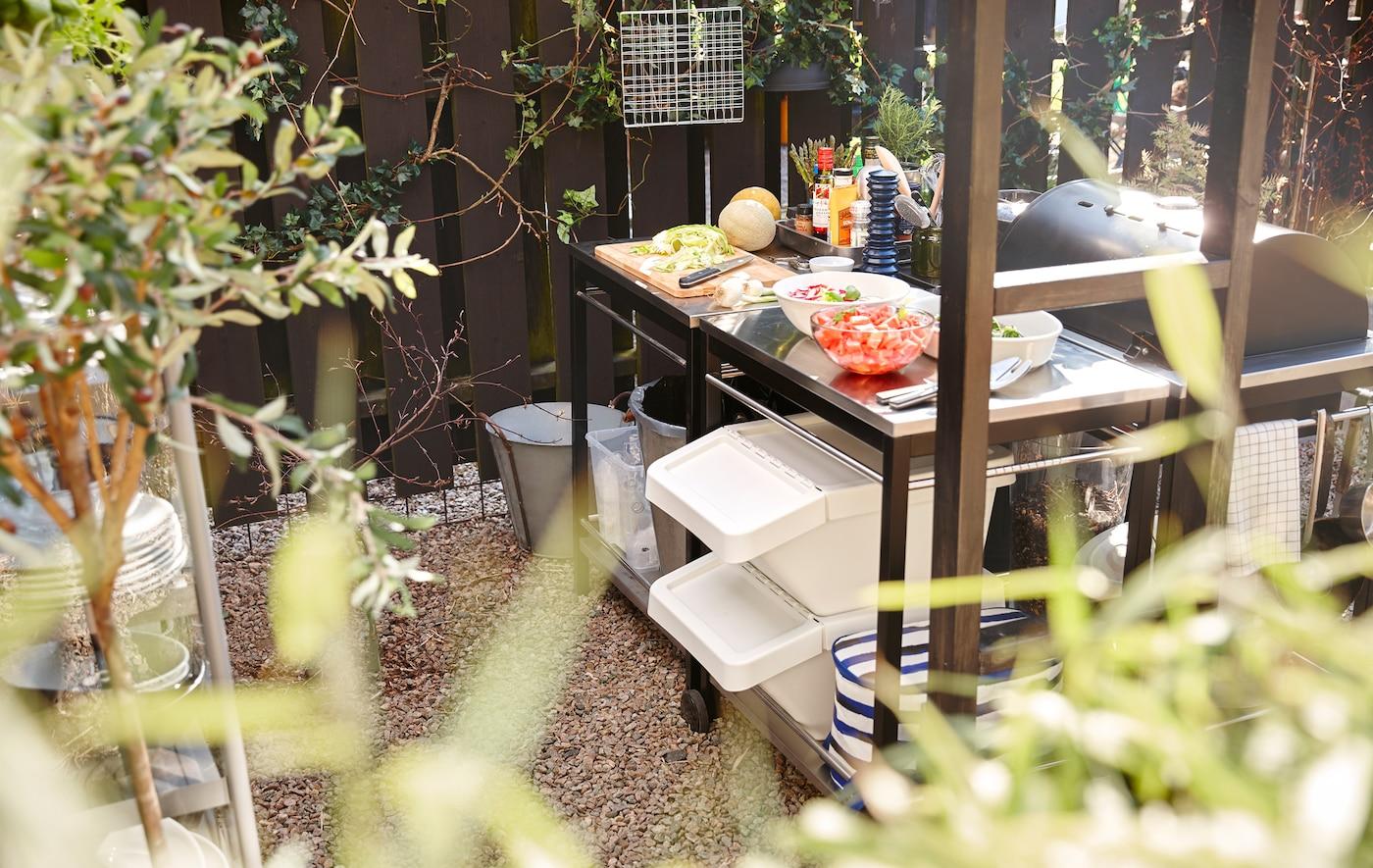 Full Size of Outdoor Kche Kochen Im Freien Ikea Deutschland Hängeschrank Küche Gebrauchte Amerikanische Kaufen Unterschränke Wasserhahn Für Weisse Landhausküche Wohnzimmer Outdoor Küche Ikea
