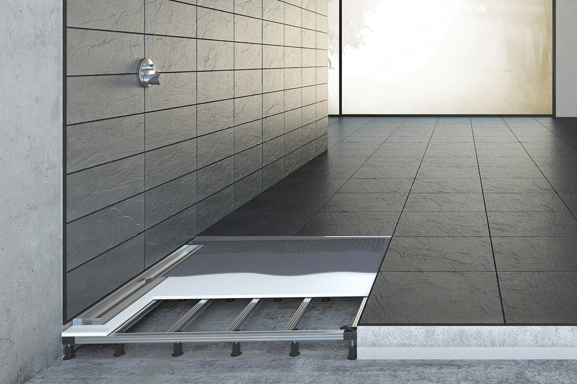 Full Size of Bodengleiche Dusche Einbauen Einbautiefe Neue Fenster Mischbatterie Kosten Fliesen Unterputz Armatur Bodengleich Nischentür Schulte Duschen Hüppe Begehbare Dusche Bodengleiche Dusche Einbauen