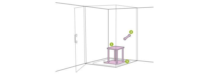 Medium Size of Behindertengerechte Dusche Barrierefreie Pflegede Unterputz Armatur Grohe Thermostat Sprinz Duschen Bodengleiche Breuer Nischentür Badewanne Mit Begehbare Dusche Behindertengerechte Dusche