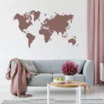 Mchten Sie Eine Weltkarte An Ihrer Wand Haben Inspio Regale Kinderzimmer Regal Sofa Weiß Kinderzimmer Wandschablonen Kinderzimmer
