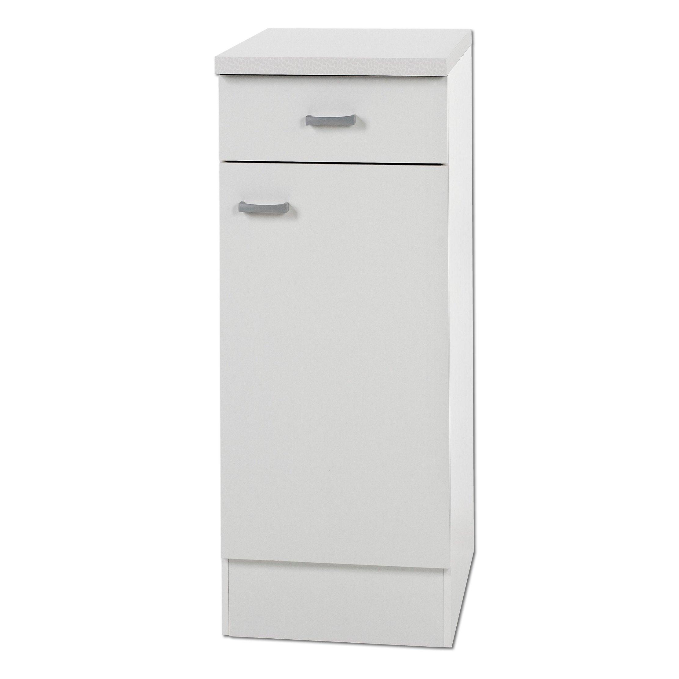Full Size of Unterschrank Klassik Wei Mit Arbeitsplatte 30 Cm Breit Wohnzimmer Küchenunterschrank