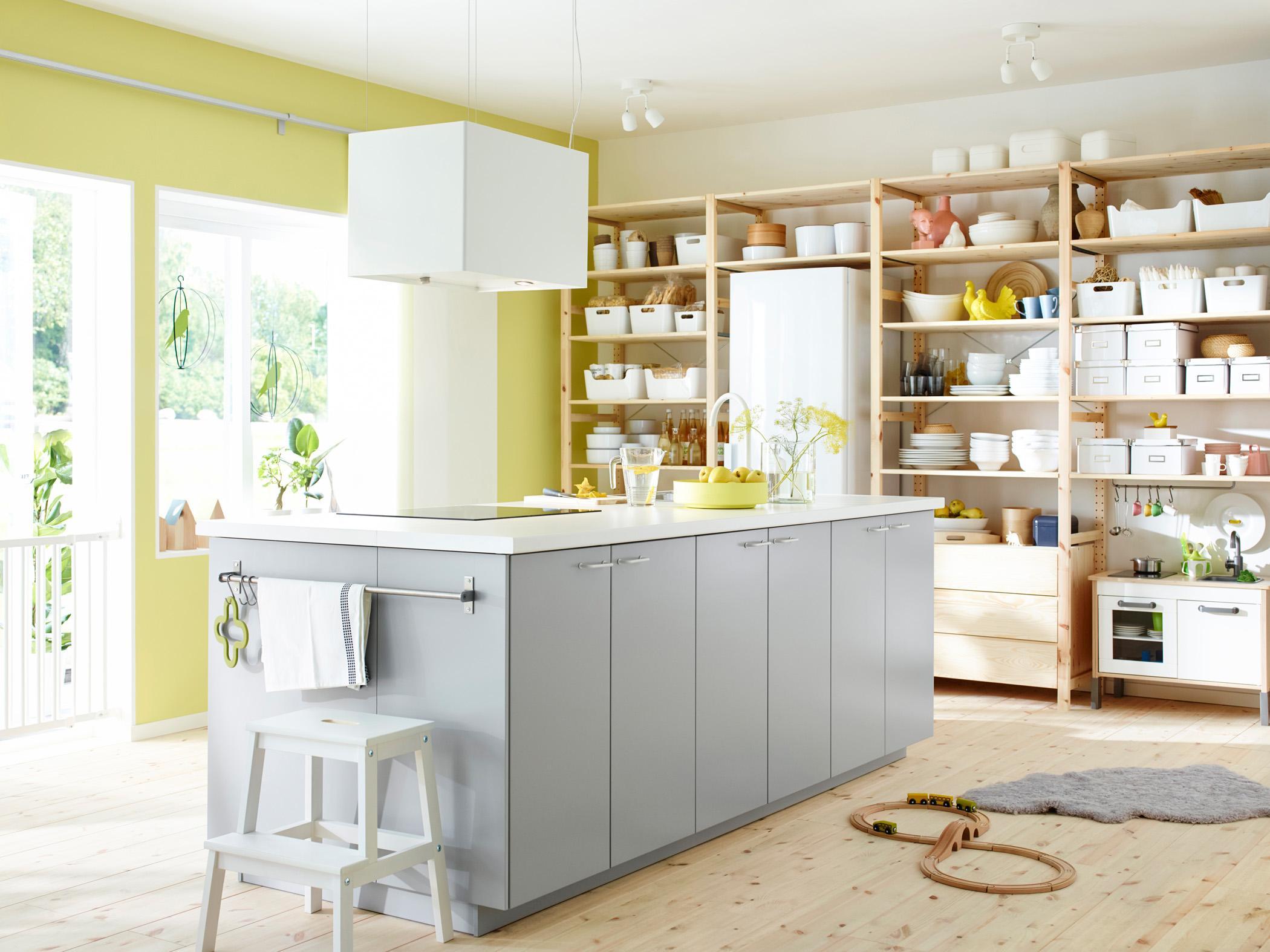 Full Size of Regalsystem Statt Kchenschrank Ikea Modulküche Küche Kosten Kaufen Miniküche Betten Bei 160x200 Sofa Mit Schlaffunktion Wohnzimmer Ikea Küchenregal