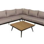 Lounge Set Riba Sitzgruppe Garten Sofa Sitzgarnitur Terrasse Mbel Loungemöbel Holz Sessel Günstig Möbel Wohnzimmer Terrassen Lounge