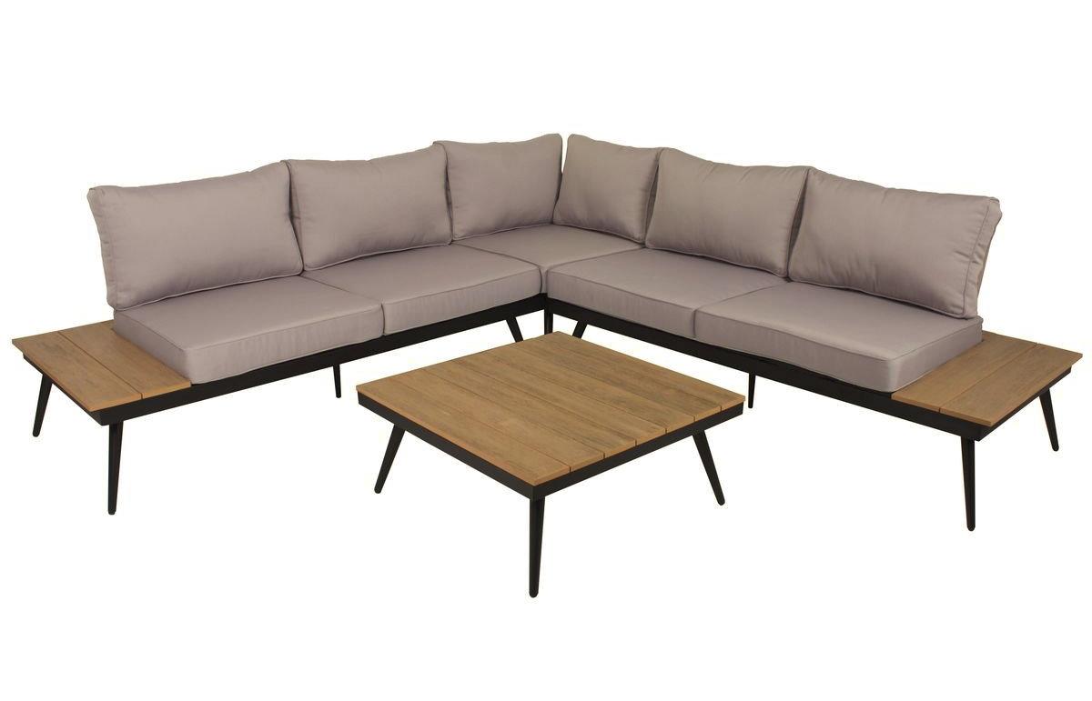 Full Size of Lounge Set Riba Sitzgruppe Garten Sofa Sitzgarnitur Terrasse Mbel Loungemöbel Holz Sessel Günstig Möbel Wohnzimmer Terrassen Lounge