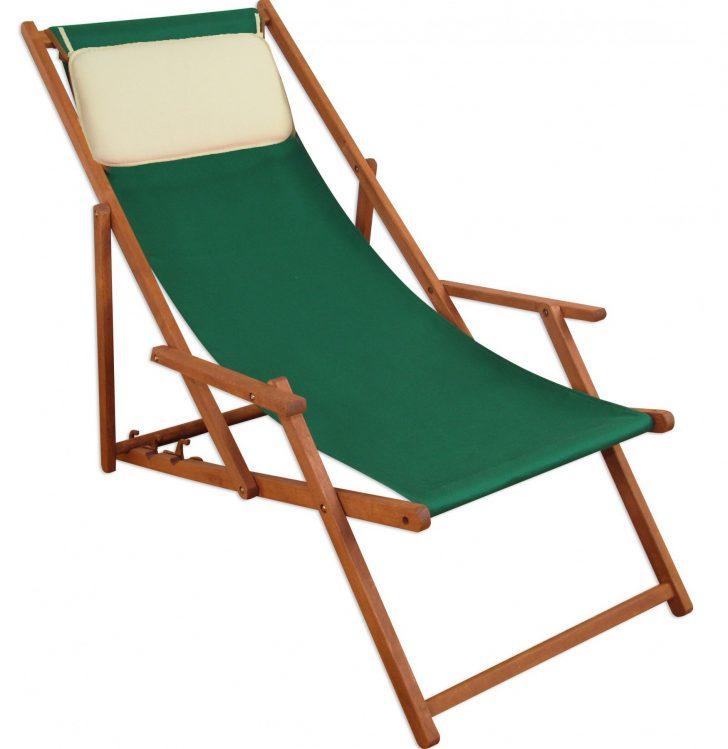 Medium Size of Liegestuhl Holz Deckchair Grn Klappbare Sonnenliege Gartenliege Sofa Mit Holzfüßen Loungemöbel Garten Modulküche Esstisch Holzplatte Betten Aus Regal Weiß Wohnzimmer Liegestuhl Holz