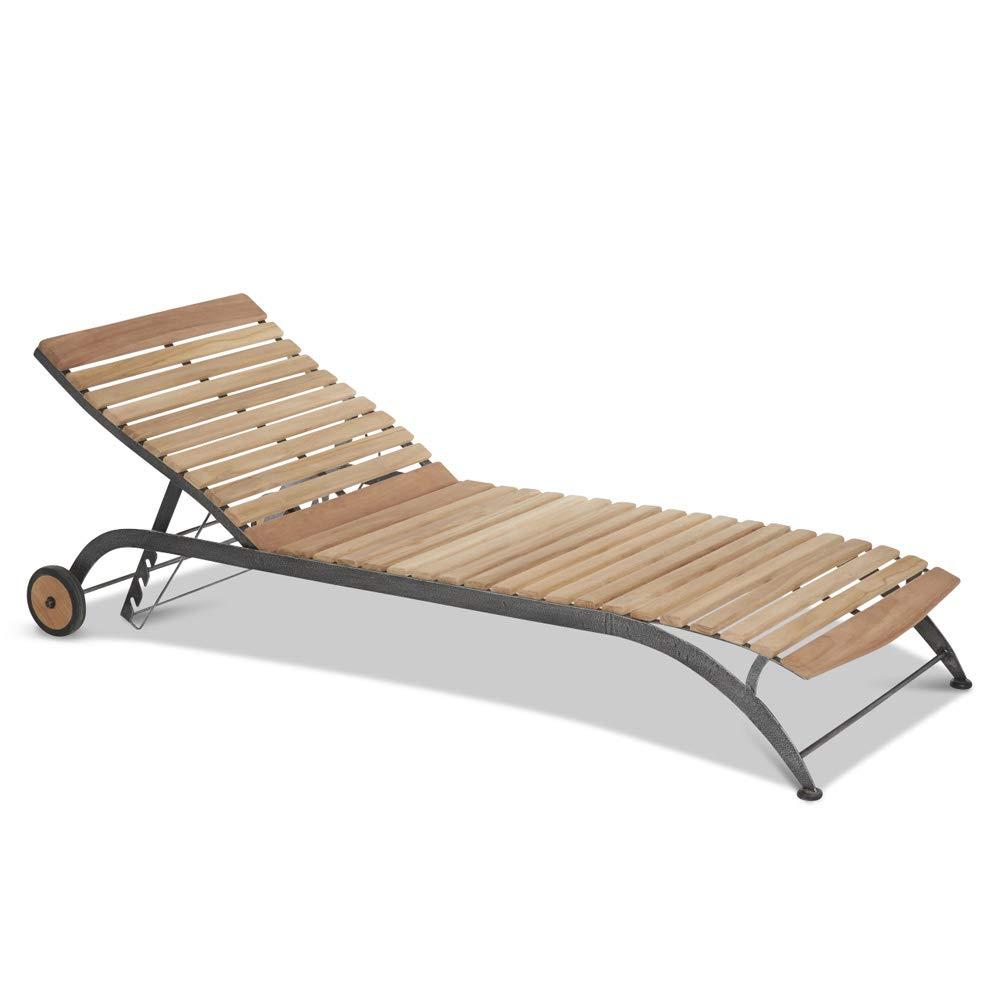 Full Size of Amazonde Divero Luxus Relaxliege Sonnenliege Strandliege Bett Ausklappbar Ausklappbares Wohnzimmer Gartenliege Klappbar