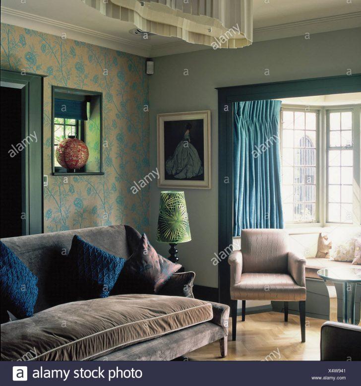 Tapeten Ideen Wohnzimmer Grau Blaue Tapete Wohnwand Komplett Lampe Teppich Anbauwand Kamin Stehlampe Landhausküche Vorhang Für Die Küche Sofa Weiß Wohnzimmer Tapeten Ideen Wohnzimmer Grau