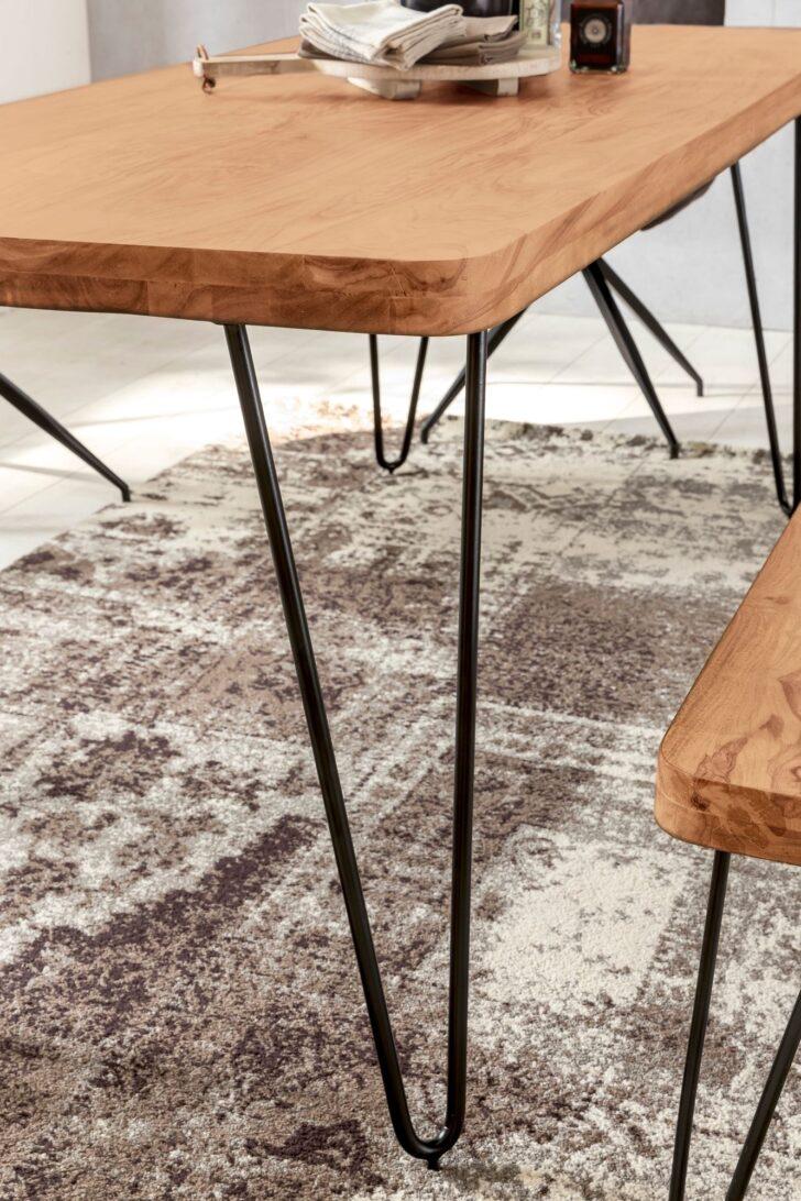 Medium Size of Massiver Esstisch Harlem Akazie Holz Tisch Massiv Esszimmertisch Venjakob Altholz Rustikaler Kernbuche Kleiner Weiß Weißer 160 Ausziehbar Skandinavisch Oval Esstische Massiver Esstisch