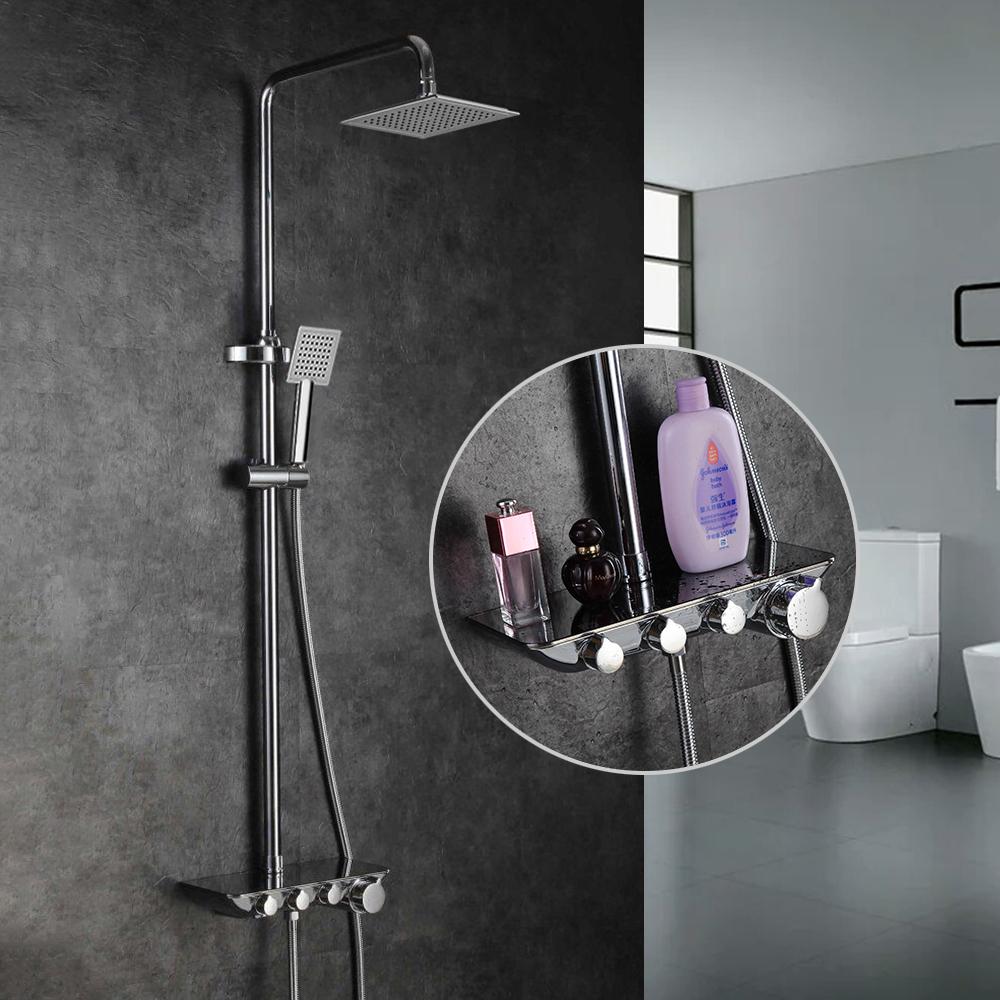 Full Size of Gnstige Kaufen Moderne Einfache Badezimmer Walk In Dusche Grohe Abfluss Ebenerdige Kosten Bodengleiche Nachträglich Einbauen Breuer Duschen 80x80 Dusche Thermostat Dusche