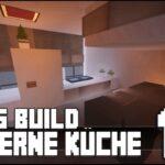 Minecraft Küche Mbel Tutorial Moderne Kche Bauen 1 Youtube Sitzecke Mit Tresen Schwarze Lampen Singleküche Kühlschrank Kaufen Günstig Grillplatte Wohnzimmer Minecraft Küche