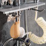 Regale Küche Bad Kche Wand Regal Dusche Storage Rack Zubehr Schwarze Kleiner Tisch Einhebelmischer Glaswand Led Holzküche Eckunterschrank Gebrauchte Wohnzimmer Regale Küche