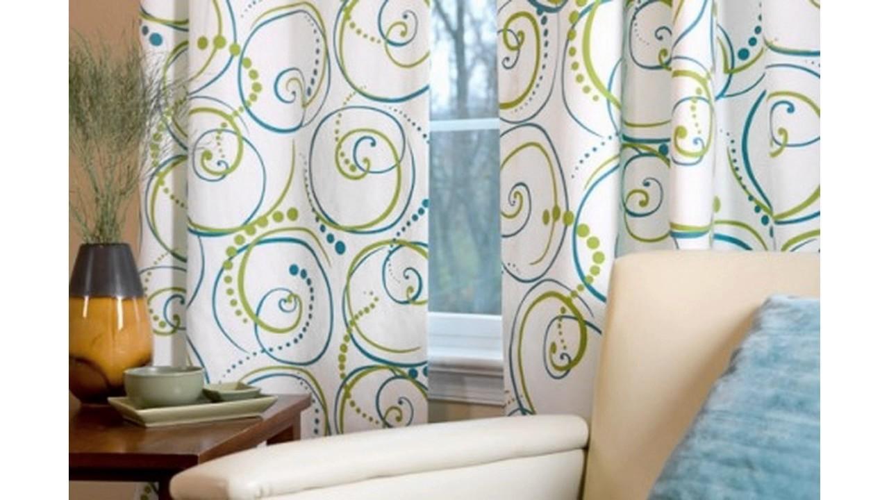 Full Size of Moderne Kchenvorhnge Youtube Wohnzimmer Küchenvorhänge