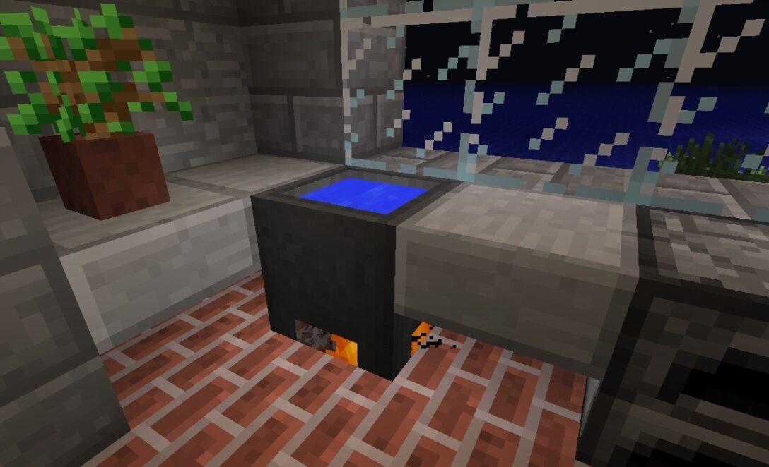 Large Size of Ofen Mit Wasserkessel Fr Kche In Minecraft Bauen Arbeitsplatten Küche Ebay Doppel Mülleimer Grillplatte Edelstahlküche Einbauküche Günstig U Form Wohnzimmer Minecraft Küche