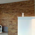Wandverkleidung Küche Kollektion Cuts Eine Rustikale Wandpaneele Aus Massivholz Einbauküche L Form Billig Kaufen Hängeregal Arbeitsplatten Gebraucht Wohnzimmer Wandverkleidung Küche