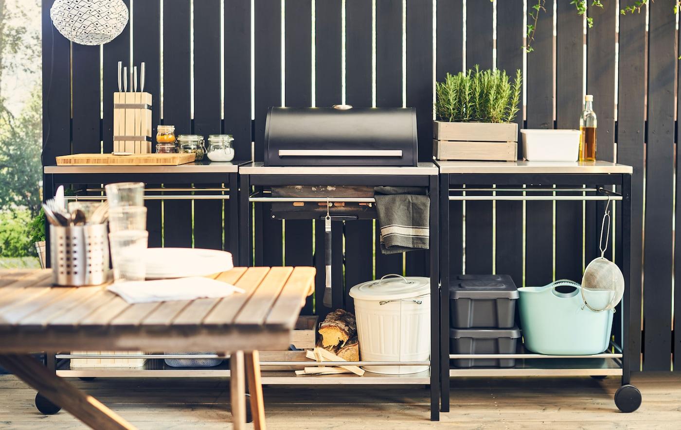 Full Size of Outdoor Küche Ikea Kche Planen Tipps Tricks Deutschland Einbauküche Kaufen Bodenbeläge Weisse Landhausküche Klapptisch Miele Gebrauchte Pendelleuchte Wohnzimmer Outdoor Küche Ikea