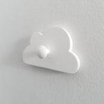 Garderobe Kinderzimmer Kinderzimmer Garderobe Kinderzimmer Wolken Fr Mit 1 Und 4 Haken Musterladen Regal Weiß Sofa Regale