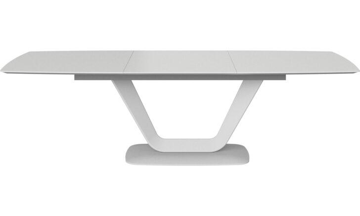 Medium Size of Esstisch Weiß Oval Esstische Alicante Tisch Mit Zusatztischplatte Boconcept Klein Bett 200x200 4 Stühlen Günstig Betten Betonplatte Industrial Weißes Esstische Esstisch Weiß Oval