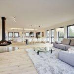 Wohnzimmer Einrichten Modern Moderne Von Honeyandspice Innenarchitektur Heizkörper Dekoration Deckenlampe Modernes Sofa Deckenstrahler Vorhänge Led Wohnzimmer Wohnzimmer Einrichten Modern