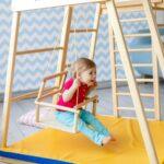Klettergerüst Kinderzimmer Kinderzimmer Klettergerüst Kinderzimmer Kidwood Klettergerst Rakete Junior Set Aus Holz Fr Indoor Garten Regal Sofa Regale Weiß