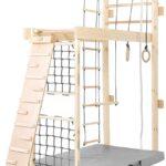 Sprossenwand Kinderzimmer Kinderzimmer Kidsmont Sprossenwand 5 In 1 Zum Ausklappen I Wie Funktioniert Es Regal Kinderzimmer Weiß Sofa Regale
