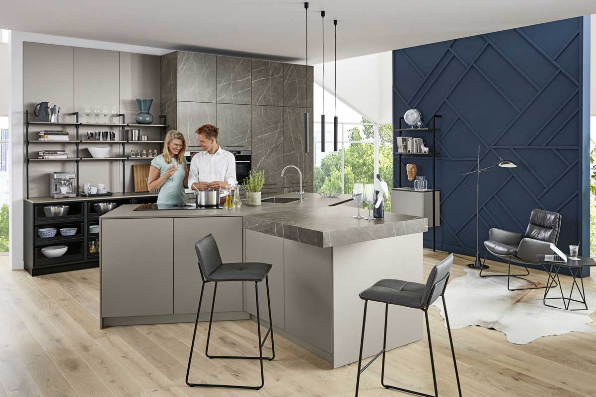 Full Size of Moderne Kche Ballerina Kchen Finden Sie Ihre Traumkche Küchen Regal Wohnzimmer Küchen