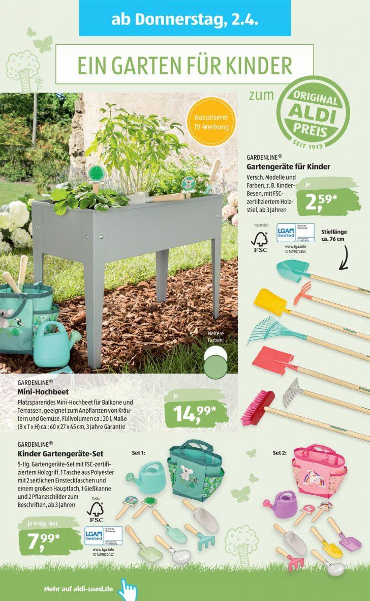 Medium Size of Hochbeet Aldi Sd Aktueller Prospekt 3003 04042020 16 Jedewoche Garten Relaxsessel Wohnzimmer Hochbeet Aldi