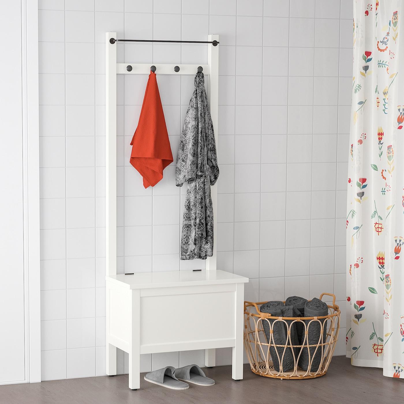 Full Size of Hemnes Truhe Mit Handtuchstange 4 Haken Wei Ikea Sterreich Küche Kosten Bad Handtuchhalter Sofa Schlaffunktion Miniküche Modulküche Betten Bei 160x200 Wohnzimmer Handtuchhalter Ikea