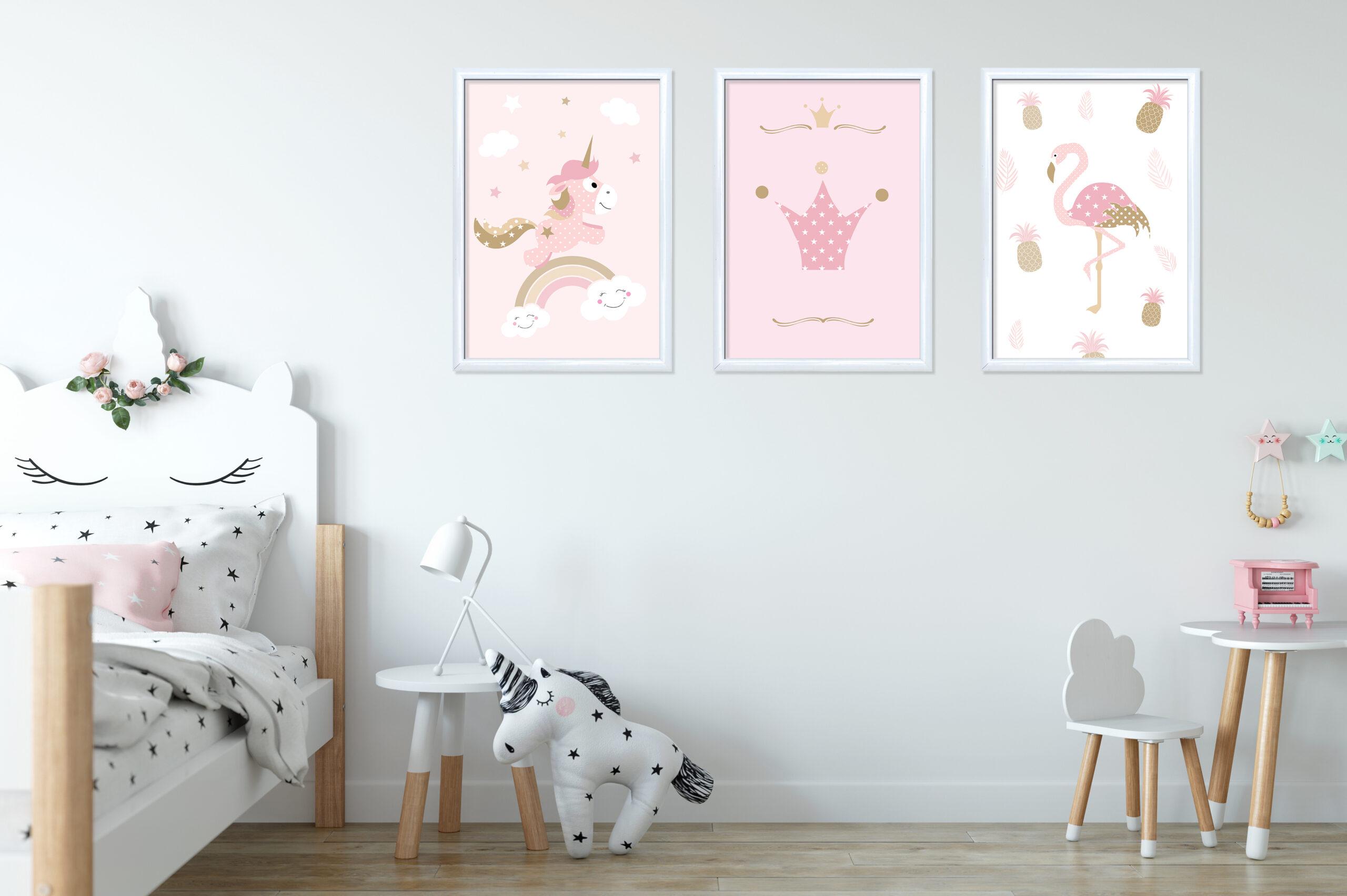 Full Size of Bilder Fr Kinderzimmer Zum Ausdrucken Einhorn Regal Wanddeko Küche Weiß Regale Sofa Kinderzimmer Kinderzimmer Wanddeko