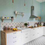 Wandfarbe Fr Kche 55 Farbideen Und Beispiele Farbgestaltung Griffe Küche Essplatz Poco Lampen Raffrollo Vorratsdosen Wasserhahn Für Weiß Hochglanz Kaufen Wohnzimmer Küche Wandfarbe