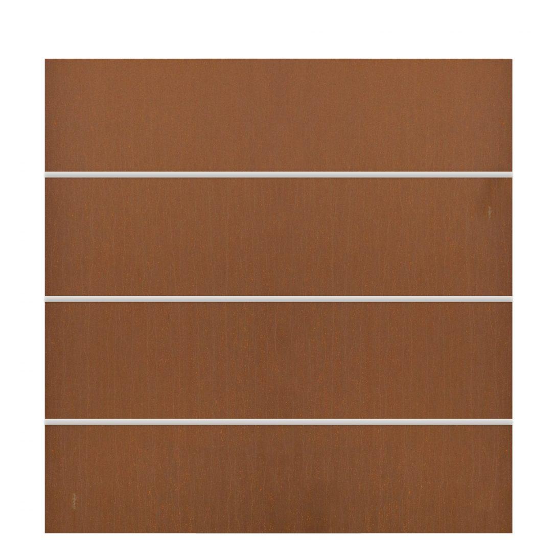 Large Size of Sichtschutz Rost Board Xl Zaun Set Diverse Bett 90x200 Mit Lattenrost Und Matratze Garten 160x200 Für Fenster Sichtschutzfolie Einseitig Durchsichtig Wohnzimmer Sichtschutz Rost
