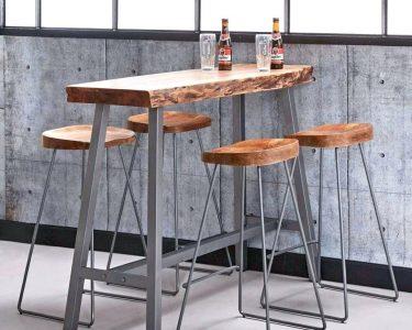 Bartisch Mit Hocker Wohnzimmer Küche Günstig Mit Elektrogeräten Esstisch 4 Stühlen Eckküche Bett Schubladen Weiß Sofa Verstellbarer Sitztiefe Günstige E Geräten Barhocker Theke Ikea