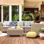 Gartenmbel Trends Das Sind Tendenzen Fr 2020 Loungemöbel Garten Holz Günstig Wohnzimmer Loungemöbel Balkon